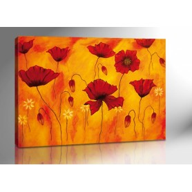 MOHN 140 x 100 cm