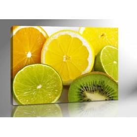 FRESH FRUITS 140 x 100 cm