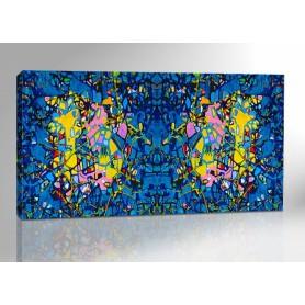 SATICOLOR BUTTERFLY 200 x 100 cm Nr. 1121