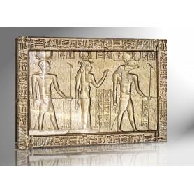 ÄGYPTEN RELIEF 140 x 100 cm