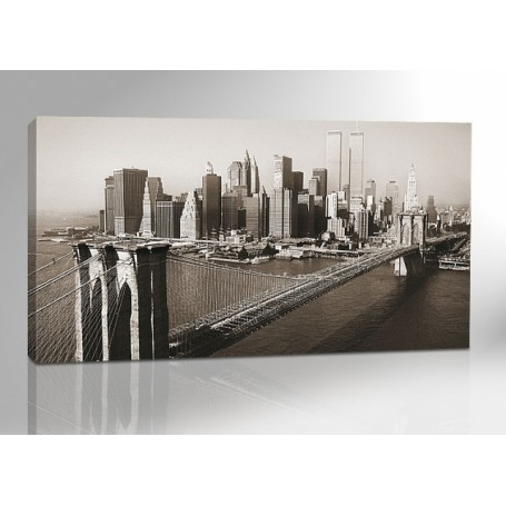 NEW YORK SKYLINE 200 x 100 cm Nr. 0026