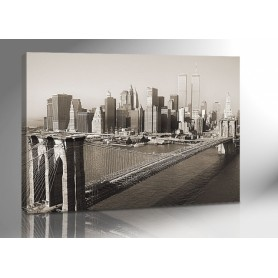 NEW YORK SKYLINE 140 x 100 cm
