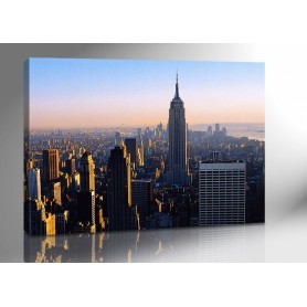 DAWN NEW YORK 140 x 100 cm