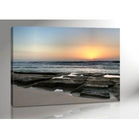 Fuerteventura Oliva Beach Sunrise III 140 x 100 cm