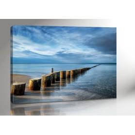 DARSS OSTSEE | FISCHLAND | 140 x 100 cm