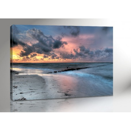 DARSS COLORS II | OSTSEE | FISCHLAND | 140 x 100 cm