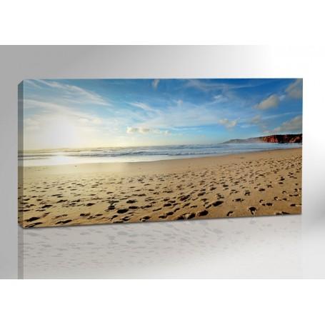 STRAND ATLANTIK SUNSET | 200 x 100 cm