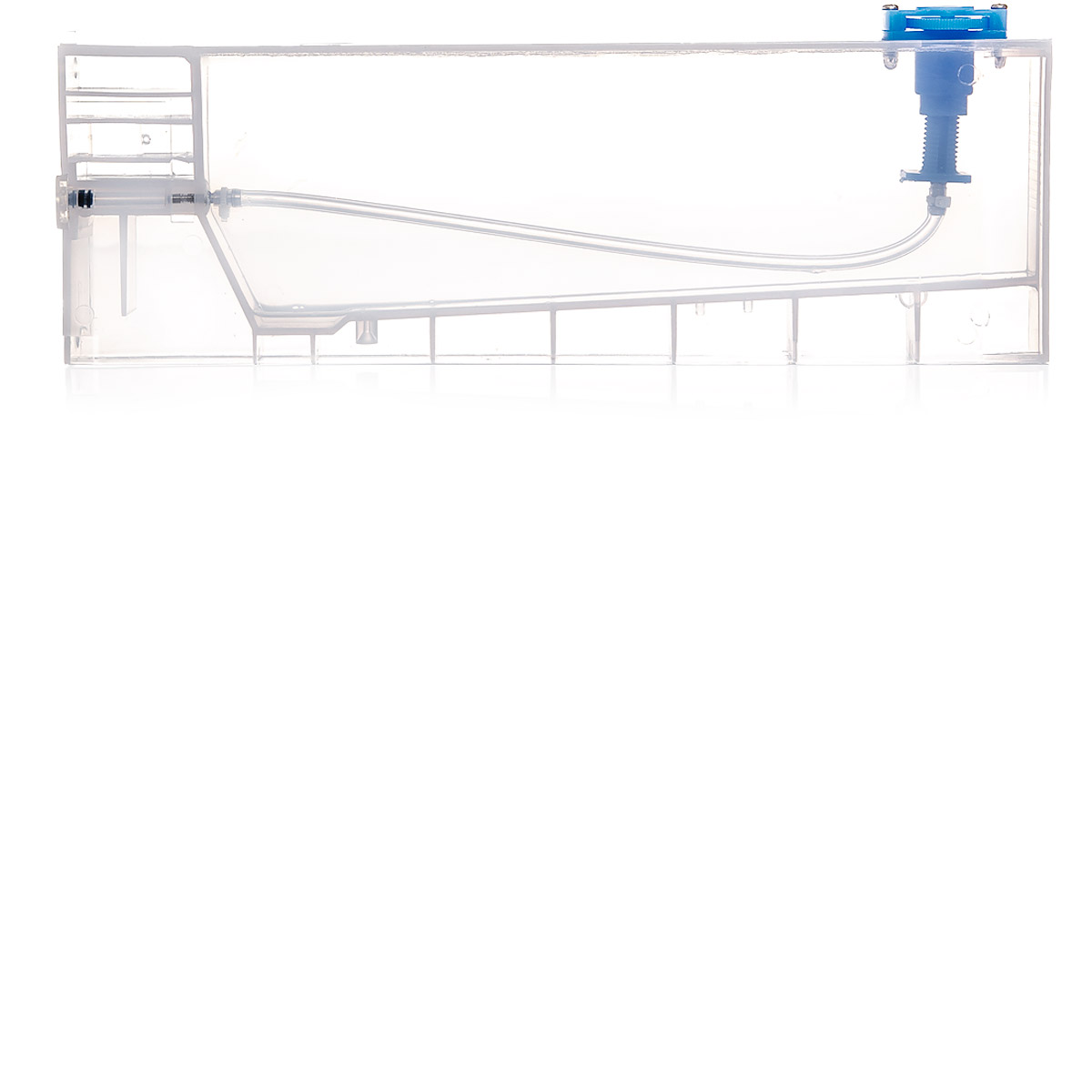 Tintenkartusche für CISS System| Schlauchsystem | für Mimaki und Roland Drucker