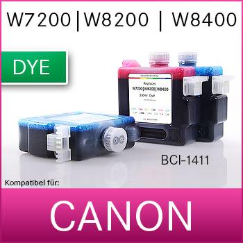 Tintenpatrone für CANON® W7200 | W8200 | W8400 | Dye | 330ml