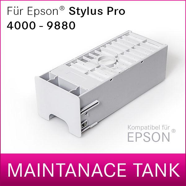 Wartungstank kompatibel für Epson® Stylus Pro 4000 - 9880