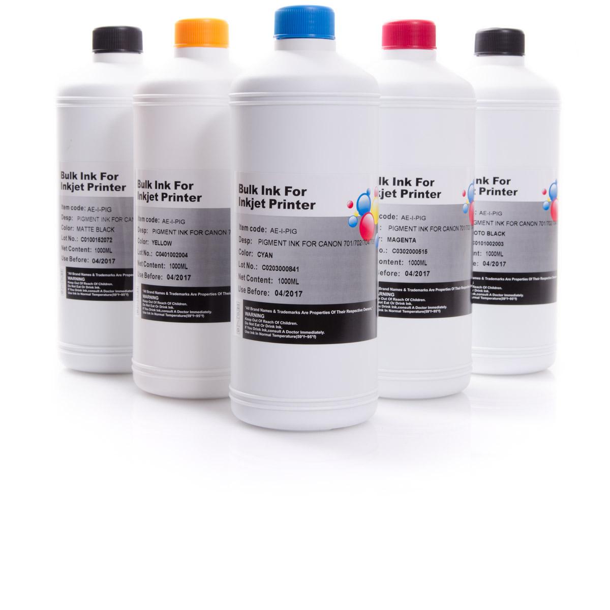 1 Liter | NOVA-X® CL Pigmenttinte für Canon® ImagePrograf