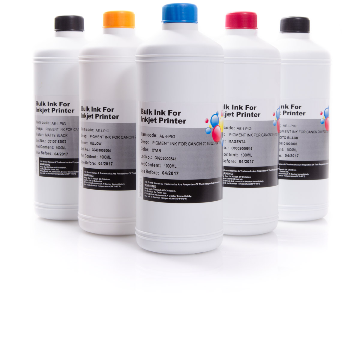 1 Liter | NOVA-X®  Pigmenttinte NOVA-X® CL für Canon® ImagePrograf