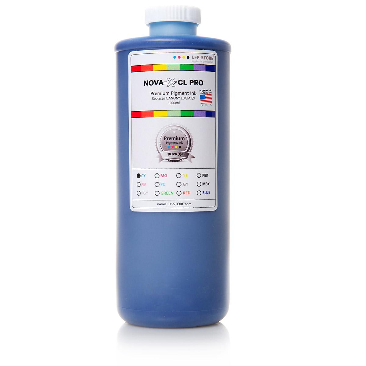 1 Liter | PREMIUM Pigmenttinte für Canon® ImagePrograf | Made in USA