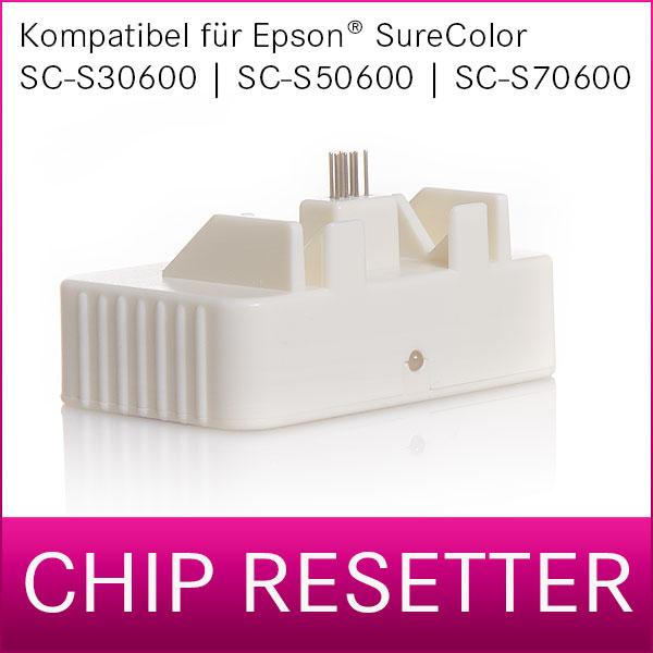 Chip Resetter für Epson® SureColor SC-S70600 | S50600 | S30600