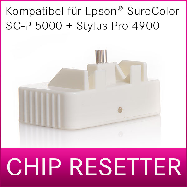 Chip Resetter für Epson® SureColor SC-P5000 | Stylus Pro 4900
