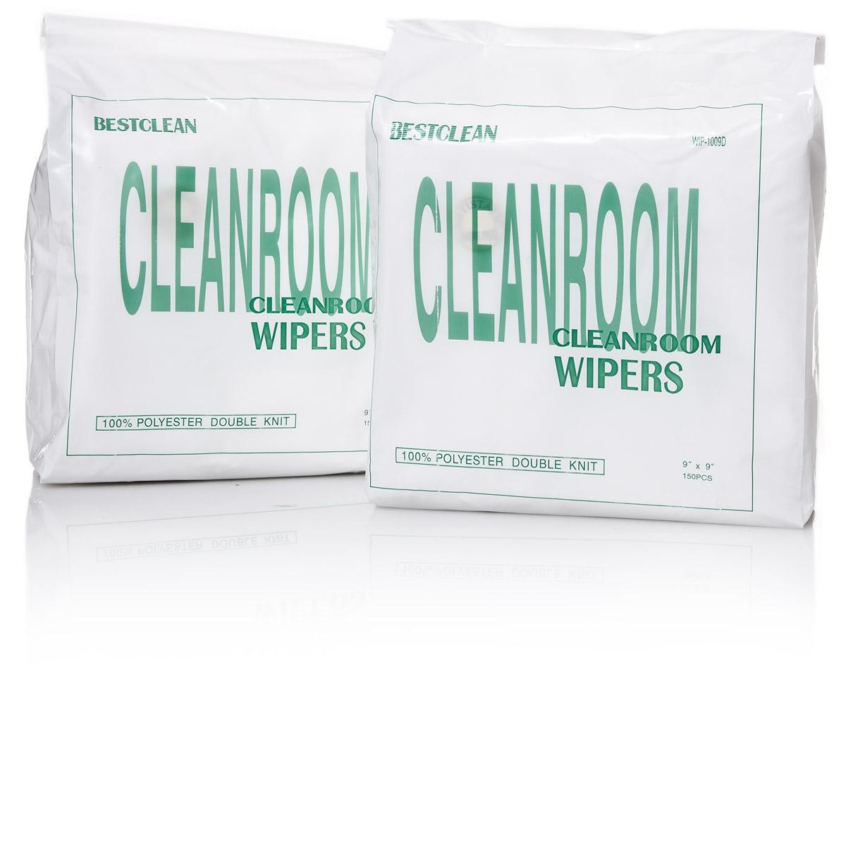 150x Reinigungstücher  | Cleaning Wipers für Druckköpfe | Polyester fusselfrei