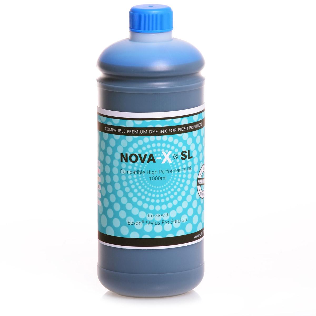 1L NOVA-X® SL Premium Dye Tinte kompatibel Epson SureLab