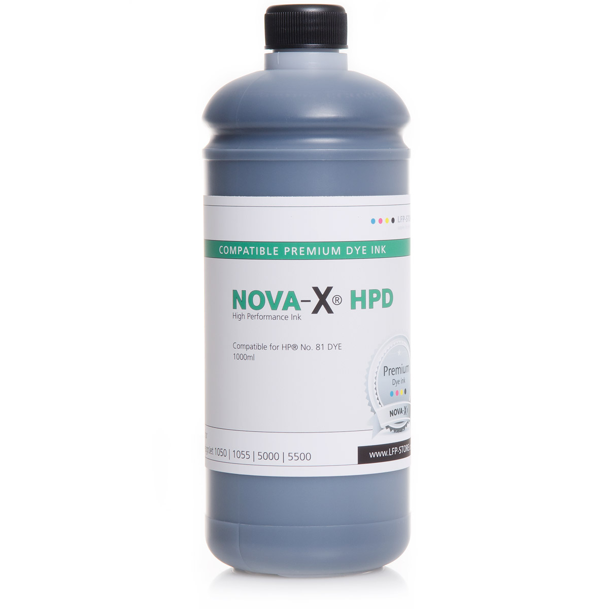 1L NOVA-X® HDR Pigmenttinte kompatibel Epson SureColor SC-P Serie