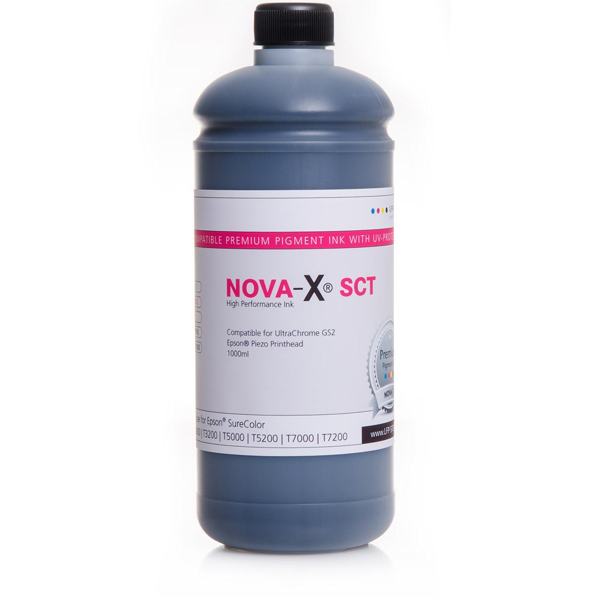 1L NOVA-X® SCT Tinte kompatibel Epson® SureColor SC T3200 T5200 T7200