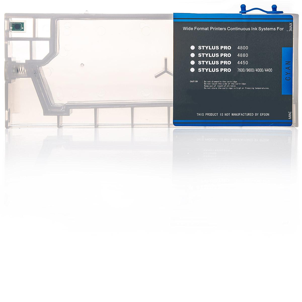 Leere Tintenpatrone | 300ml | kompatibel für Epson Stylus Pro 4880