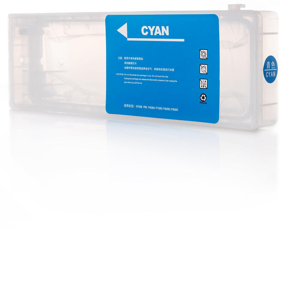 Leere Tintenpatrone | 700ml kompatibel für Epson Stylus Pro 7700|7900|9700/|9900