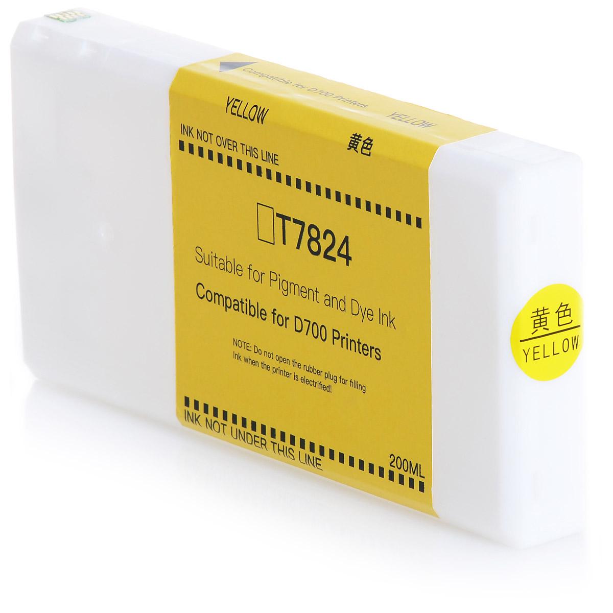 Tintenpatrone SL D700 | 200ml | NOVA-X® SL | kompatibel Epson SureLab D700