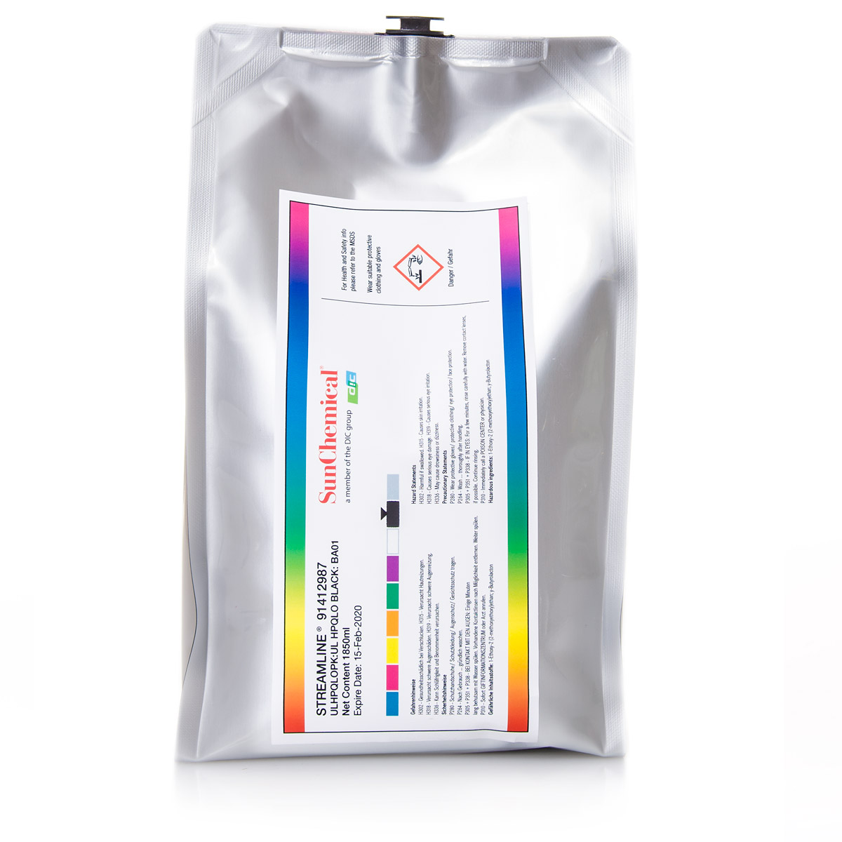 2L MBIS Tintenbeutel Streamline® Ultima HPQLO für Mimaki® SS21