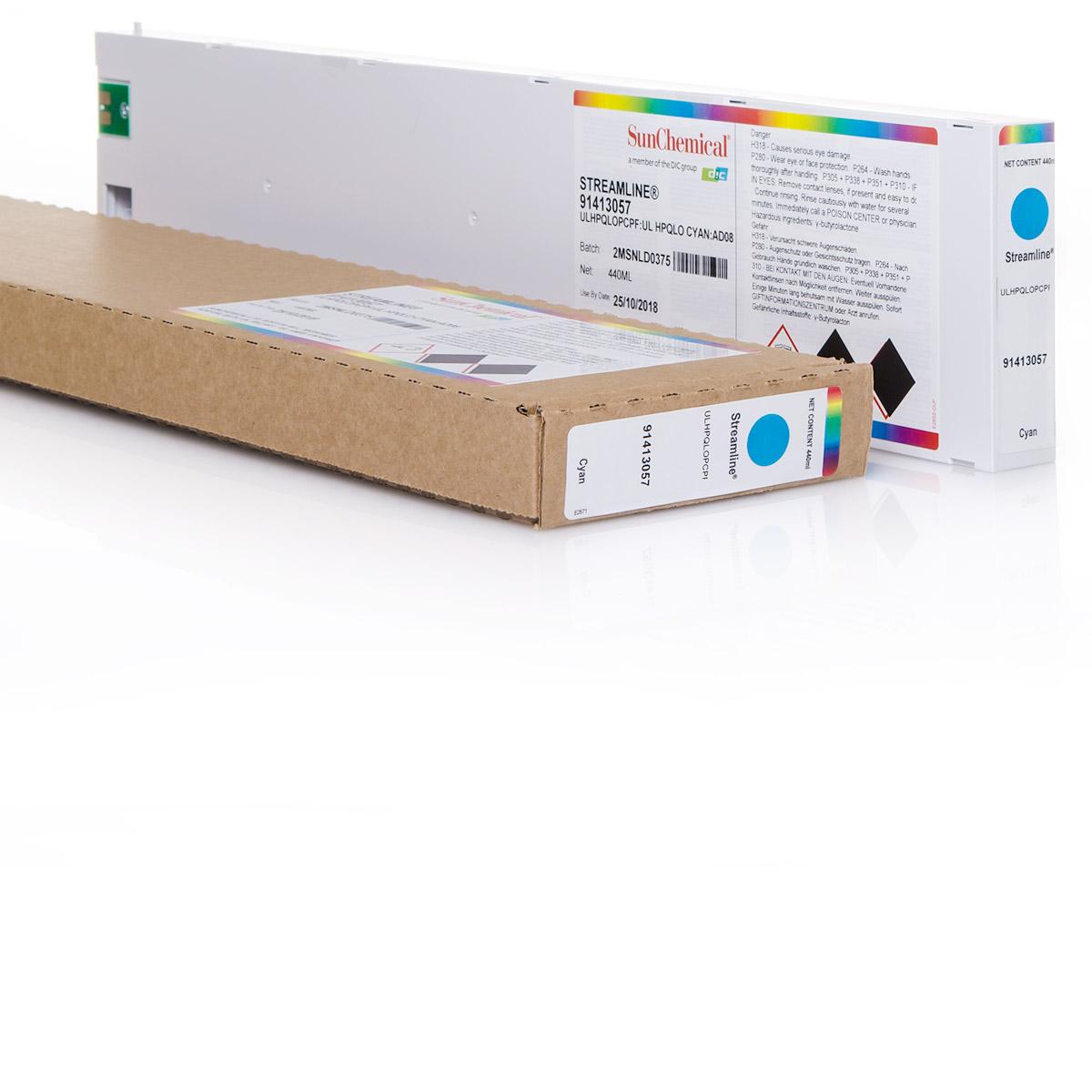 Tintenpatrone für Roland® | Streamline® ESL HPQLO | 440ml | OEM Farbanpassung