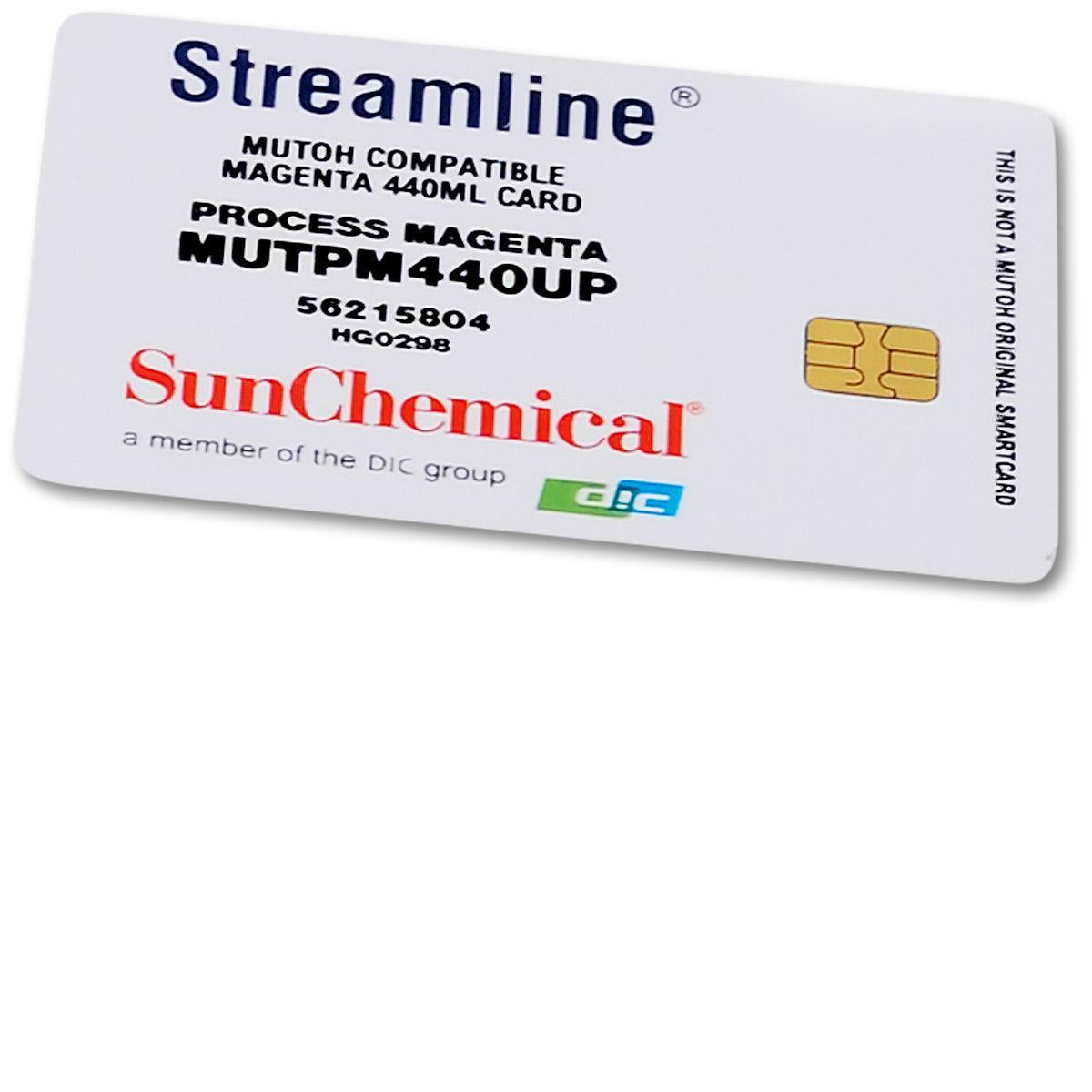 Chipkarte für Mutoh®  | 440ml