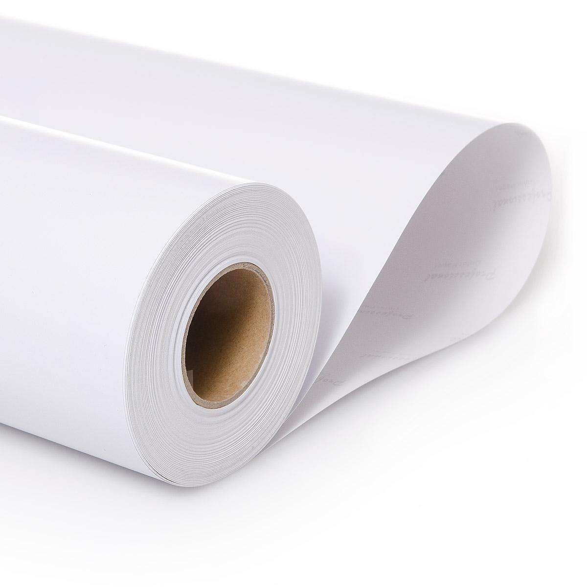 1 Rolle Inkjet RC Fotopapier | PREMIUM | Pearl | 260P | 43,2 cm x 30 m