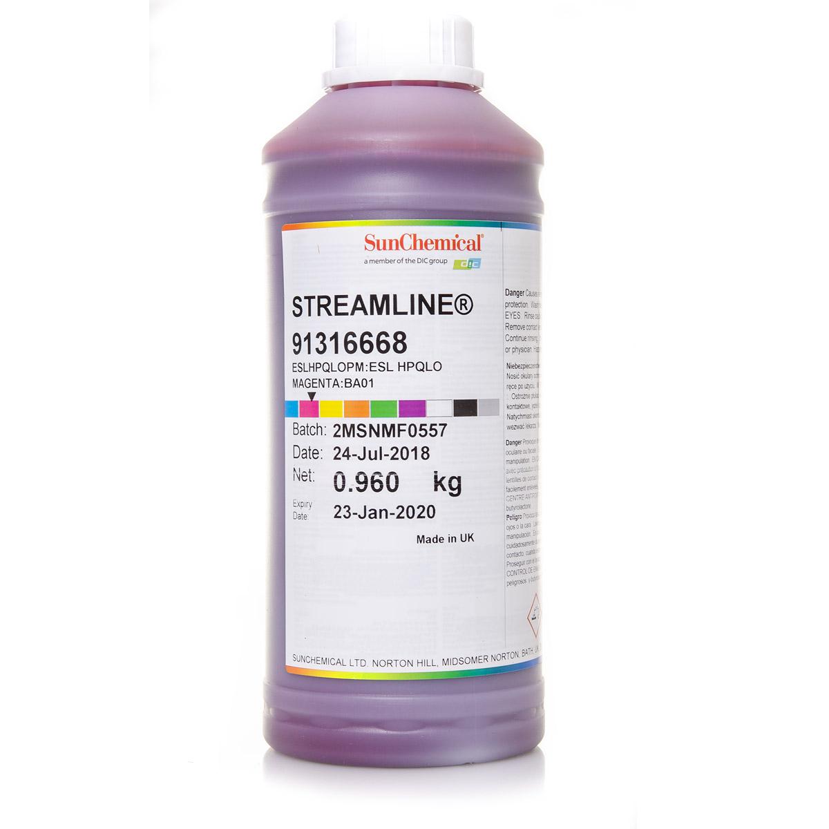 1L Streamline® ESL HPQLO | für Mutoh® | Premium Tinte von SunChemical®