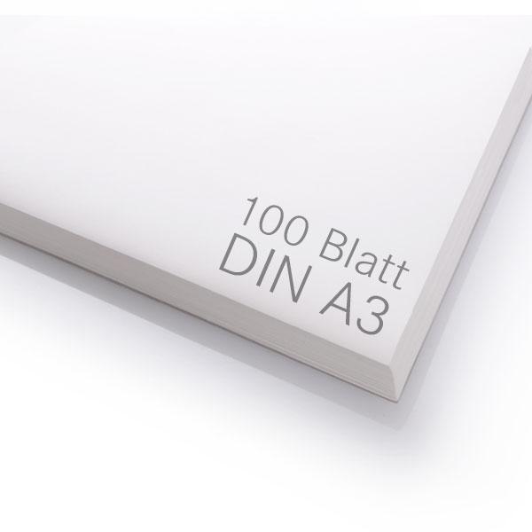 Sublimation paper | transfer paper | 100 sheet | A3